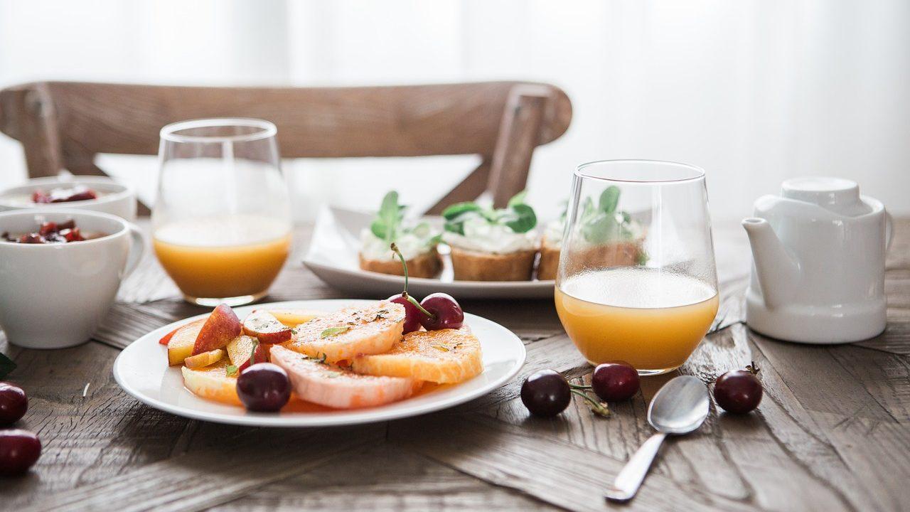 朝食のイメージ画像