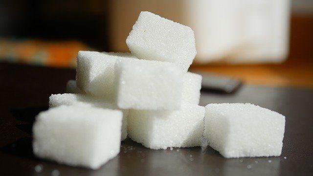 糖質を代表する砂糖