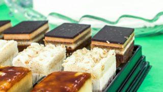 脂質の多いケーキ