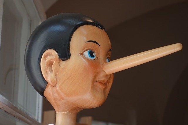 ピノキオの鼻