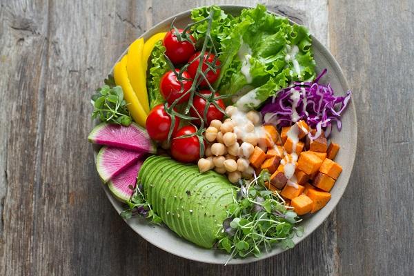 健康的な食品